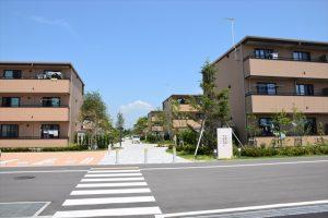 新たに整備され入居の進む災害公営住宅「市営小松南住宅」